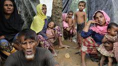 Myanmar crisis: Bangladesh PM in Rohingya plea - BBC News