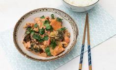 VEGA: Tikka masala met groenten