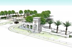 Tamaya is Jacksonville's newest master-planned community offering homes with Tuscan, Mediterranean and Spanish architectural styles. This one-of-a-kind community will offer lush landscaping, walking paths, crystal lakes, a 10,000 sq.ft. amenity center, grand entrance, gatehouse, and more than 500,000 sq.ft. of commercial and retail space.