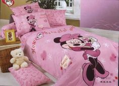 Minnie Mouse Bedroom Decor: MINNIE MOUSE FROSTING SHEET ~ Bedroom Inspiration