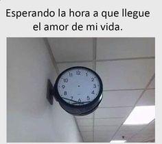 Vete esperando ... #memes #chistes #chistesmalos #imagenesgraciosas #humor www.megamemeces.c... ➬➬ http://www.diverint.com/memes-chistosos-el-viernes-y-el-sabado-tambien