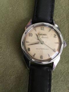 07a77fde5d7 Vintage Bulova Self-Winding 23 Jewels Watch