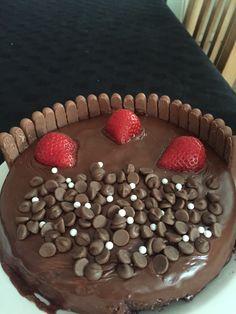 Chocolate cake heaven