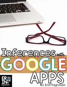 Google Apps: Making inferences using Google Slides and the in-app image search! Assign this FREE slideshow through classroom. Easy, fun technology integration for the GAFE classroom!