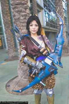 Hanzo #cosplay (Overwatch) | BlizzCon2016 Photo by DTJAAAAM