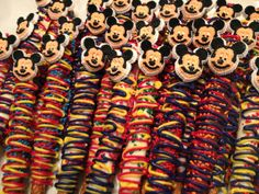 Minnie Mouse/Mickey Mouse Mickey Mouse by HowSweetItIsByMeliss