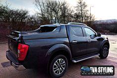 Nissan Navara Fullbox | 4x4 Accessories | TVA Styling