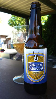 Beer, Veluwse Schavuyt~ wit 5,0%vol 33cl