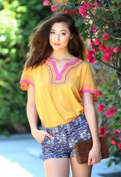 @OCStyleReport Photoshoot Hair & Makeup by Dee