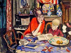 pintura de Jan Sluijters Post Impressionism, Impressionist, Ernst Ludwig Kirchner, Georges Seurat, Dutch Painters, Pointillism, Cubism, French Art, Vincent Van Gogh