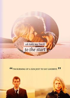 I bawled like a baby about him and Rose.  My heart actually broke for them!