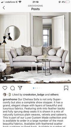 Oversized Mirror, Formal, Furniture, Home Decor, Preppy, Interior Design, Home Interior Design, Arredamento, Home Decoration