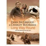 """""""The Long Way Round"""" & """"The Long Way Down"""" - Ewan McGregor & Charley Boorman - On Netflix. Wonderful, candid, heart-warming, and honest. This will make you want to go have your own adventure. Adventure Film, Greatest Adventure, Long Way Round, Motorcycle Travel, Motorcycle Adventure, Lonesome Dove, Six Feet Under, Ewan Mcgregor, Monty Python"""