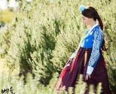 Korean traditional clothes(한복) #hanbok #여자한복 #한복여행 #한복데이트 #trip #