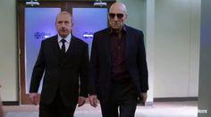 Picard gone gangster...