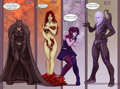 Времена года - Бэтмен
