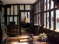 Corridor at Ightham Mote
