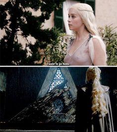 Game of thrones season 7, dragonstone, Daenerys Targaryen Emilia Clarke