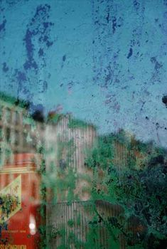 Saul Leiter's beautiful early colour work