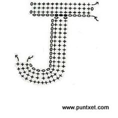 Crochet Alphabet, Crochet Letters, Crochet Capas, Patron Crochet, Magic Symbols, Crochet Instructions, Letters And Numbers, Projects To Try, Diy Crafts
