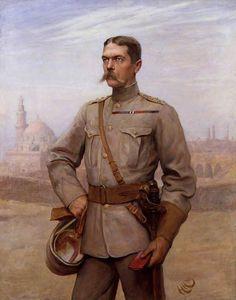 Frederick Goodall - Horatio Herbert Kitchener, 1st Earl Kitchener of Khartoum