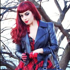 Red Bettie bangs I think would suit me well. But the maintenance would be a killer!