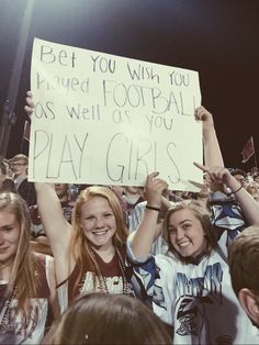 VSCO - PSA: I made these signs and they were the BEST - High school football games - Best Friend Poems, Cute Relationship Goals, Cute Relationships, School Spirit Posters, Football Signs, Football Posters, Hs Football, Football Spirit, Sports Signs