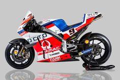 Octo Pramac Ducati, Launch - MotoGP 2016