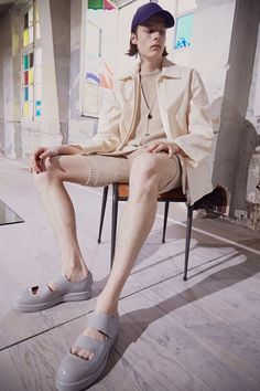 Acne Studios Spring 2017 Menswear Fashion Show