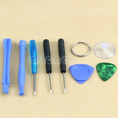 Nice 8in1 Open Tools Screwdrivers Repair Kit Set for iPhone 3 4 4S 5 for iPod Touch #L057# new hot