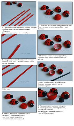 ladybug - quilling - www.weight-loss-reviews.co.uk The #1 weight loss product review site on the web, providing top quality products, tips, hints and more!
