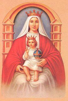 Virgen de Coromoto,Patrona de  Venezuela. Bendiciones