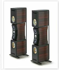 High end audio audiophile Ushur grand tower 777 speakers High End Speakers, High End Hifi, High End Audio, Audiophile Speakers, Hifi Audio, Stereo Speakers, Audio Design, Speaker Design, Mc Intosh