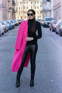 Pink Coat Always!!!!