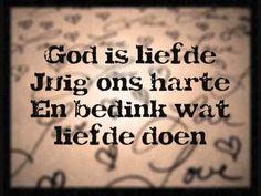 God is Liefde(Lyrics) - Retief Burger Download Gospel Music, God Is, Good Morning Greetings, Simple Life Hacks, Praise And Worship, Ministry, Tattoo Quotes, Music Videos, Lyrics