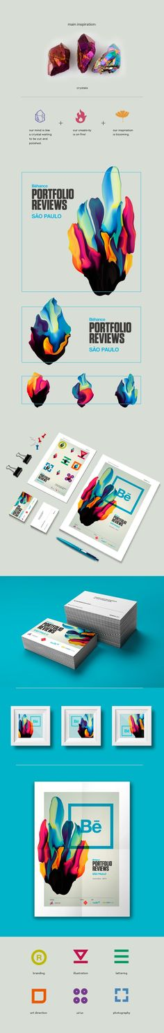 Portfolios Review / Behance