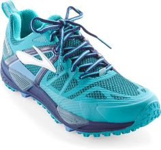 Brooks Cascadia trail running shoe - the choice light weight shoe among many long distance backpackers
