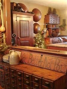 Primitive Room...
