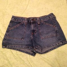 Cute Jean shorts Just in time for summer lei Shorts Jean Shorts