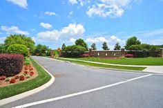 Entrance to Ashville Park #newhomes #virginiabeach