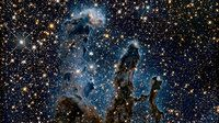 Space in Images - 2015 - 01 - New view of the Pillars of Creation - visible