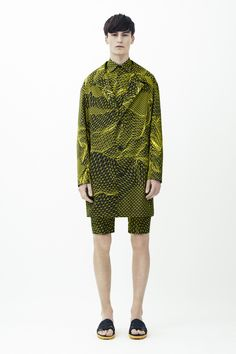 Christopher Kane Spring 2014 Menswear Collection Slideshow on Style.com