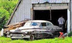 Just A Car Guy : barn find