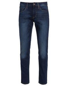 Camel active Jeans mit Crinkle-Effekt - blau  Jetzt auf kleidoo.de bestellen! #kleidoo #fashion #mensfashion #denim #jeans #blue #cameöactive