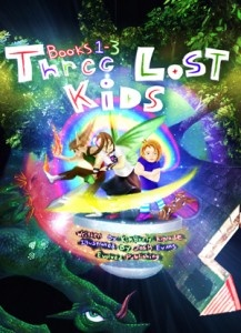 The Omnibus of The Three Lost Kids.