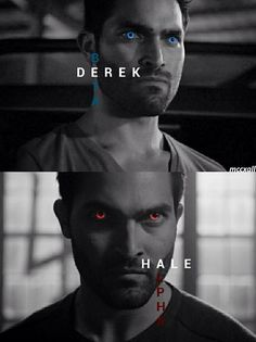 Teen Wolf ~ Derek - Beta and Alpha