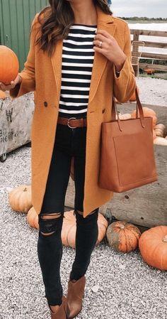 30 Herbst-Outfit-Ideen, die Sie besitzen sollten - {My} Style - Skirt Ideas Trendy Fall Outfits, 30 Outfits, Mode Outfits, Fall Winter Outfits, Autumn Winter Fashion, Casual Outfits, Fashion Fall, Fashion Ideas, Trendy Hair