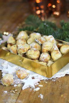 Marzipan Mandel Bällchen - Schnelle Plätzchen mit Marzipan