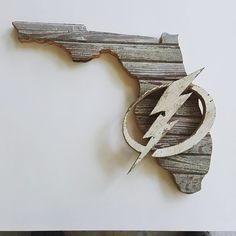 Tampa Bay Lightning by BarnwoodCrafters on Etsy