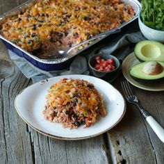 Southwest Chicken Casserole - Make some simple Meal Magic with this delicious recipe from Reynolds Kitchens.